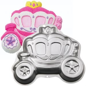 Princess Carriage Pan